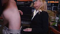 sexy milf desperate for money gets bangedat the …