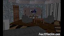 software villa sex 3d of video compilation steamy villa