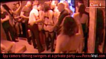 French Swinger party in a private club part 04 - Indo Porn