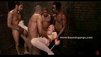 Maids brutal group sex video scene