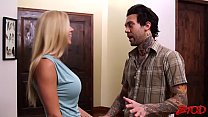 what humongous breast alexis fawx has