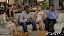 ... sydney for threesome interracial first Blacked