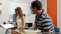 classroom the in cock rides teen cute Innocenthigh