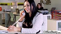 big tits girl audrey bitoni get seduced and banged in office movie 06