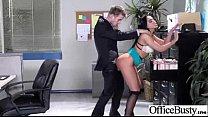 Office Busty Girl (selena santana) Get Hard Sty...