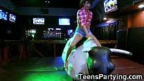 Teen Party Girls Get Facials! porn videos