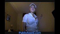 PublicAgent Anna Kournikova look a like fucked ...