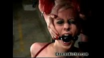 Strict Mistress Punishes Girl!