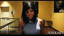 Jessie Rogers: Breathtaking POV Tube Video