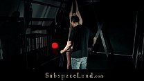 Bondage Pain And Suffering For Teen Slave In BD...