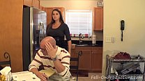 """Madisin Lee in MILF mom helps son with his """"Term Paper Blue Balls"""" porn videos"""