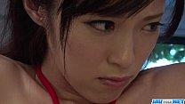 Sara Yurikawa หีแบบสดๆ กับเธอแบบดิบโดนชายเอาของเล่นแทง