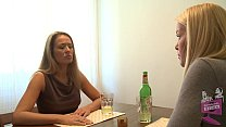 Elexis Monroe and Sophie Moone hot lesbian action