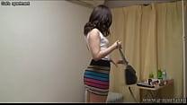 Peeping Japanese teen Aki Kawana Private Nude