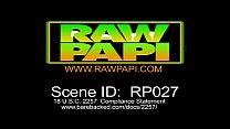 two rawpapi having gay sex