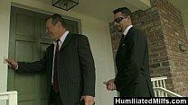 HumiliatedMilfs - Milf Reporter Roxanne Hall Fu...