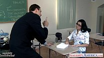 teacher older her fucking dillon danica schoolgirl Geeky