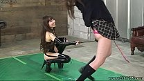 slave her bdsm whip emiru femdom Japanese