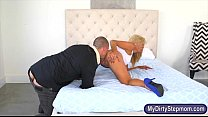 pussy her pumping cock ventures bruce rides swayze Parker