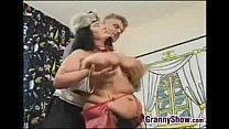 Big And Beautiful Grandmother Banging