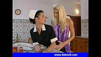 sex lesbian sophie maid her and jayne Sammy