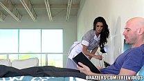 brazzers   sexy latina maid alexa tomas gets her way