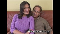 lover new her hubby wimpy shows Wife