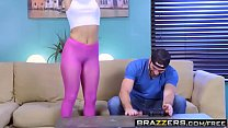 Brazzers - Brazzers Exxtra - Abella Danger Charles Dera and Tommy Gunn -  Sybian Gamer Girl - download porn videos