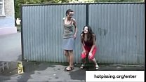 public in peeing hotpissing.org from girls amateur Two