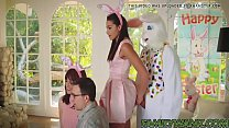 xncams.ml Cute teen Avi surprises easter bunny ...