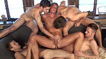 Gay Resort Wank Party #11 - part 1