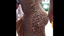 dress sexy a in walking booty Awesome