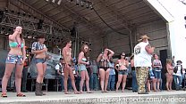 milfy wet tshirt contest at abate of iowa biker...