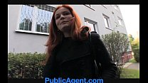 PublicAgent Married redhead Does Anal in the Cellar porn videos