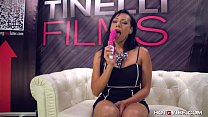 Latin Seductress Squirts All Over porn videos