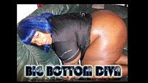 black ass Big