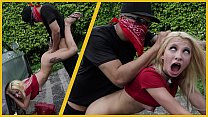 BANGBROS   Bruno Dickemz Smashes Kenzie Reeves's Tight Teen Pussy