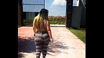 hd candid walking girl white Thick