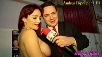 Mary Rider shows her big tits and more for Andr... thumb