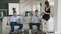TUSHY Wife Gapes For Her Brother In Law - download porn videos