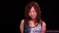 Japanese MILF AVstar spoils her fan porn videos