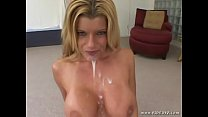 whore swallowing Cum