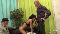 sod... hard mom mature french skinny couch Casting