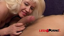 Asia Blondi assfucked by monster cock NR090 porn videos
