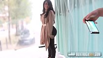 Big ass Latina is fucking and sucking in public
