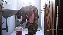 Hot Surekha Aunty Romance With Young College St...
