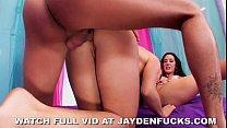 Jayden Chanel And Alex Threesome