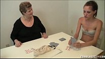 Card Game Handjob