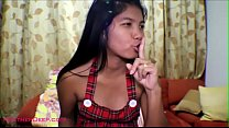 17 week pregnant heather deep thai teen surprises Donny Long with the best blowjob in the world