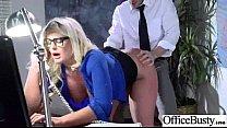 sex in office with big melon boobs slut worker girl julie cash vid 17